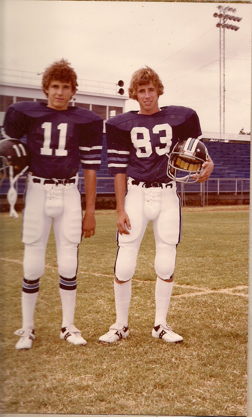 Steve and Joe Marlow football0001